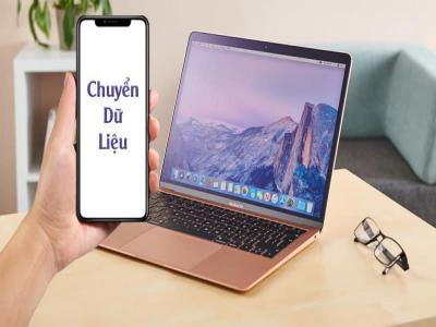 6 cách chuyển hình ảnh, video, dữ liệu từ iPhone lên MacBook và máy tính khác cực dễ