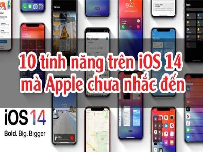 10 tính năng bí mật trên iOS 14 mà Apple chưa nhắc đến tại sự kiện ra mắt