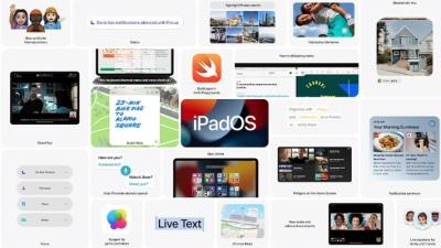 21 tính năng hay nhất cho iPad được cập nhật trên iPadOS 15