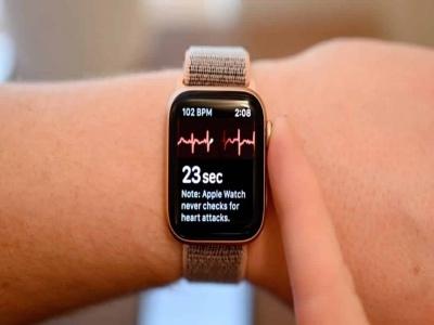 Apple dẫn đầu thị trường đồng hồ thông minh toàn cầu