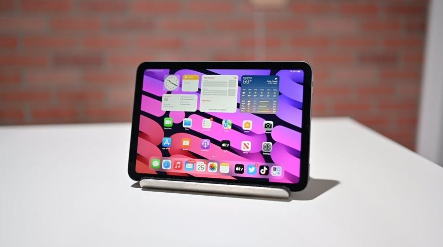 5 tính năng hữu ích nhưng bị thiếu một cách đáng tiếc trên iPad mini 6