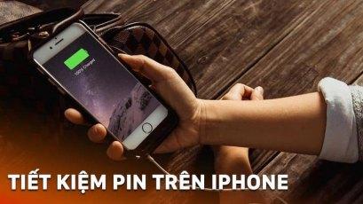 18 mẹo cực hay giúp pin iPhone trâu hơn trên iOS 13
