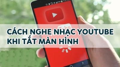 8 cách nghe YouTube tắt màn hình trên iPhone, iPad cực tiện lợi, không cần jailbreak