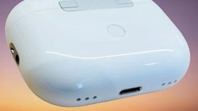 Xuất hiện hình ảnh được cho là AirPods Pro 2 , thiết kế tương tự AirPods Pro hiện tại