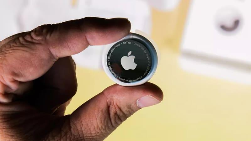 Trên tay AirTag, thiết bị định vị của Apple: nhỏ gọn, thiết thực và cực kì bảo mật