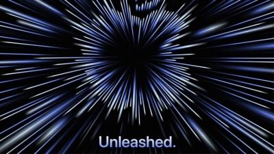 Apple chính thức thông báo sự kiện Unleashed vào ngày 18 10: MacBook M1X sẽ được trình làng?