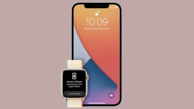 Lỗi không thể mở khóa bằng Apple Watch trên iPhone 13 series sẽ được sửa trong bản cập nhật sắp tới