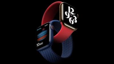 Apple Watch Series 6 bị khai tử khi Apple Watch Series 7 chính thức được mở bán