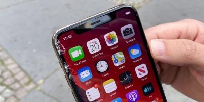 Apple phát triển hệ thống cảnh báo khi màn hình iPhone bị nứt hoặc hư hỏng cho người dùng