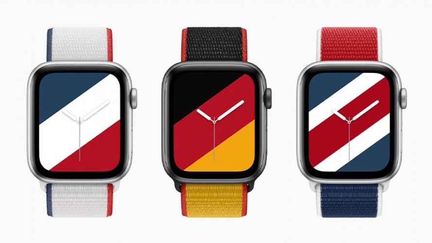 """Apple ra mắt dây đeo Apple Watch """"International Collection"""" đại diện cho 22 quốc gia"""