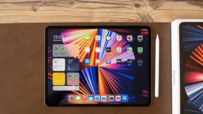 iPad với màn hình OLED đầu tiên sẽ được Apple phát hành năm 2023?