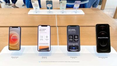Apple sử dụng sạc MagSafe để thay đổi cách trưng bày iPhone trong Apple Store: Sang chảng, hấp dẫn hơn