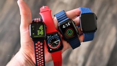 Apple tiếp tục dẫn đầu trong ngành smartwatch trong bối cảnh thị trường thiết bị đeo suy giảm