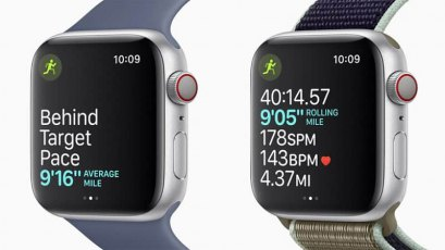 So sánh chi tiết Apple Watch S5 và Apple Watch S6: Khác biệt gì nhau, nên chọn mẫu đồng hồ nào?