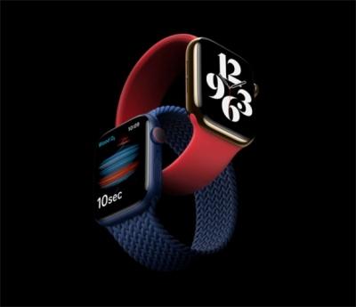 Apple Watch Series 7: kích thước 45mm, màn hình 1.9 inch, độ phân giải tăng 16%