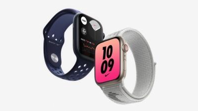 Apple Watch Series 7 ra mắt: Màn hình lớn hơn, sạc nhanh hơn, nhiều màu sắc mới, giá từ 9 triệu