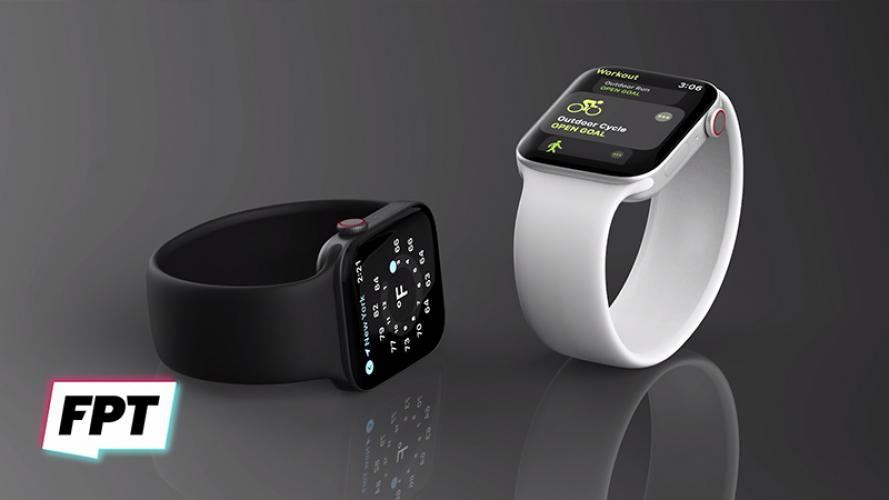 Apple Watch Series 7 sẽ đi kèm với dung lượng pin lớn hơn, màu sắc ấn tượng, chip S7 hai mặt