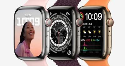 Apple Watch Series 7: Sở hữu chip S7, bộ nhớ 32GB, kèm cáp sạc nhanh USB-C trong hộp