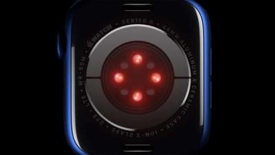 Apple Watch có thể nhận biết được tình trạng thiếu nước của người dùng bằng cảm biến mới