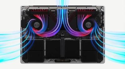 Apple xác nhận Chế độ năng lượng cao trên MacBook Pro 16 inch với chip M1 Max