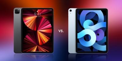 Nên mua iPad Air hay iPad Pro 11 inch? Sự khác biệt là gì, đâu là sự lựa chọn tốt hơn?