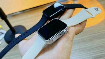 Xuất hiện Apple Watch Series 7 bản fake ở Trung Quốc, thấy rõ thiết kế cạnh phẳng mới