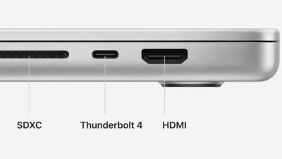 Các mẫu MacBook Pro mới giới hạn ở HDMI 2.0 chứ không phải HDMI 2.1, lí do đằng sau là gì?
