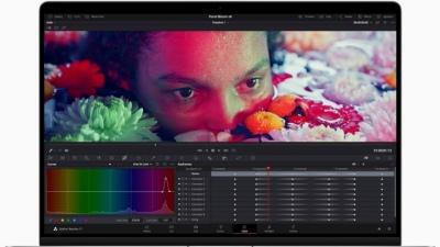 Khả năng chỉnh sửa video của MacBook Pro M1 Max vượt ngoài sức tưởng tượng