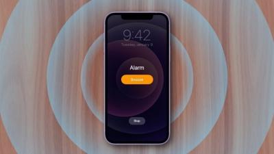 Cách cài đặt, thay đổi chuông báo và âm lượng báo thức trên iPhone
