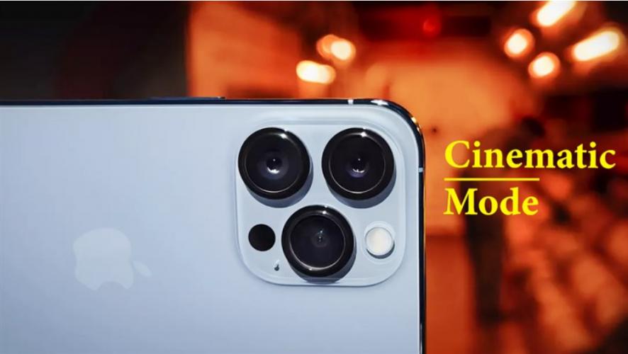 Chế độ quay phim điện ảnh Cinematic Mode trên iPhone 13 Series là gì? Dùng để làm gì? Sử dụng như thế nào?