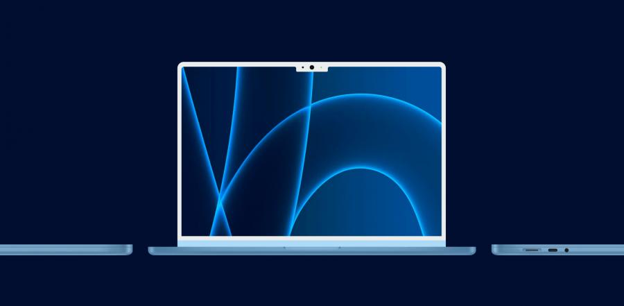 Chiêm ngưỡng concept MacBook Air 2022 đầy màu sắc, hội tụ những điểm nhấn nổi bật nhất của MacBook Pro và iMac hiện tại