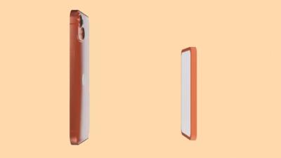 Concept cam lè mới của iPhone 13 có sự xuất hiện của bộ pin sạc MagSafe
