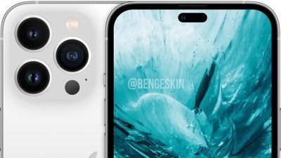 iPhone 14 Pro với màn hình viên thuốc sẽ trông như thế này đây!