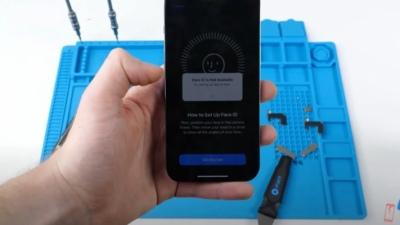 Face ID trên iPhone 13 sẽ ngừng hoạt động nếu màn hình được sửa chữa của bên thứ ba