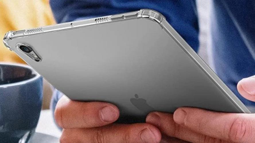 Thiết kế mới iPad Mini 6 lộ diện qua hình ảnh ốp lưng bị rò rỉ, nút âm lượng di chuyển đối diện nút nguồn