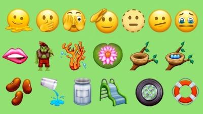Đây là những biểu tượng cảm xúc mới sắp có mặt trên iPhone: Đàn ông mang bầu, khuôn mặt tan chảy,...