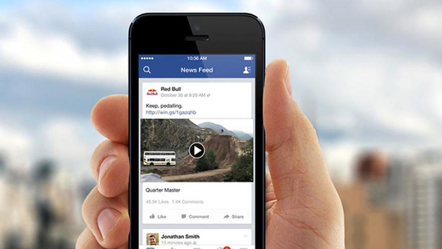 Hướng dẫn cách tải video Facebook cho iPhone, iPad bằng phím tắt sẵn có