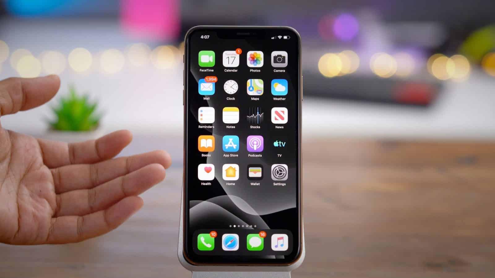 Khắc phục lỗi thoát ứng dụng đột ngột thường gặp trên iPhone