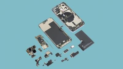 Mổ bụng iPhone 13 Pro, thấy được cách Apple làm cho Notch nhỏ hơn