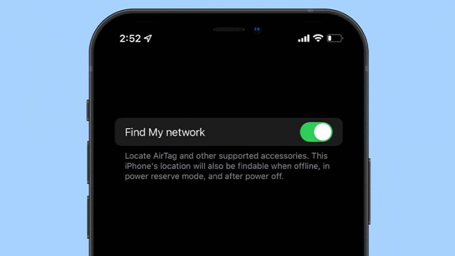 iOS 15 sẽ cho phép người dùng tìm được iPhone của họ ngay cả khi điện thoại tắt nguồn
