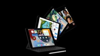 iPad Gen 9 (iPad 10.2 2021) ra mắt: Chip A13 Bionic, hỗ trợ Apple Pencil, giá từ 7.4 triệu đồng