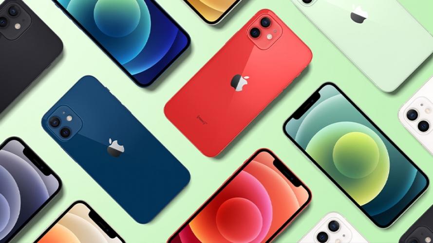 iPhone 12 series giữ giá tốt hơn nhiều giá so với iPhone 11 series, tuy nhiên vẫn mất 34.5% giá trị
