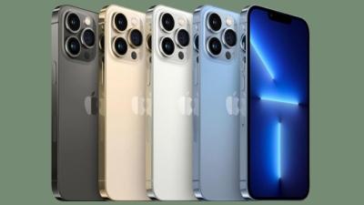 iPhone 13 Pro Max hỗ trợ tốc độ sạc lên đến 27W, thời gian sạc 0-50% pin sẽ nhanh hơn