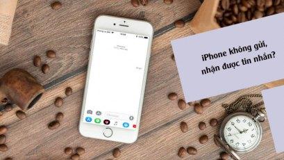 iPhone không gửi và nhận được tin nhắn, gửi tin nhắn bị lỗi - Nguyên nhân và cách khắc phục hiệu quả, đơn giản