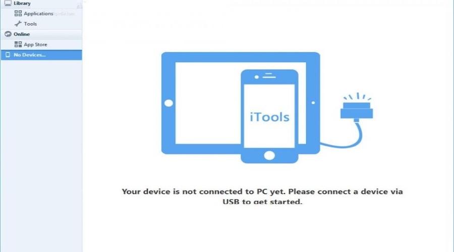 iTools không nhận iPhone phải làm sao? Nguyên nhân và cách khắc phục