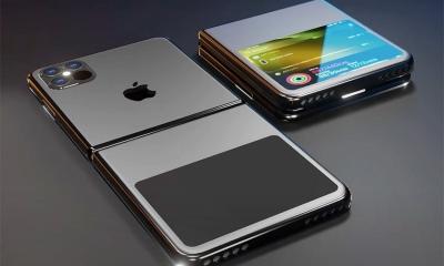 Không phải iPhone mini, tương lai của một chiếc iPhone nhỏ gọn phải là điện thoại gập iPhone Flip!