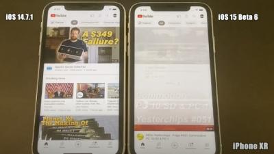 Kiểm tra tốc độ iOS 15 Beta 6 và iOS 14.7.1 trên các mẫu iPhone cũ: Có nên cập nhật iOS 15