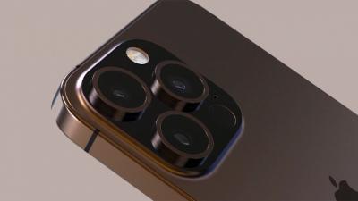 Lộ diện concept iPhone 13 Pro, thấy rõ phần notch nhỏ và camera thay đổi đáng kể
