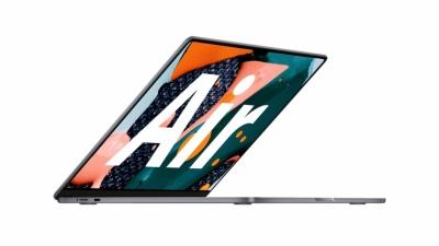 MacBook Air 2022 sẽ được trang bị màn hình mini-LEDs và chip M2