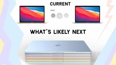 MacBook Air với màn hình mini-LED, nhiều tuỳ chọn màu sắc bắt mắt sẽ ra mắt vào giữa năm 2022